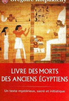 Livres Couvertures de Livre des morts des anciens Egyptiens
