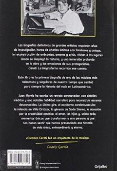 Livres Couvertures de Cerati. La biografia