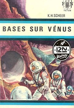 Livres Couvertures de Perry Rhodan n°04 - Bases sur Vénus