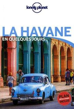 Livres Couvertures de La Havane En quelques jours - 1ed
