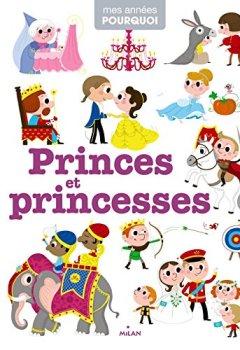 Livres Couvertures de Princes et princesses