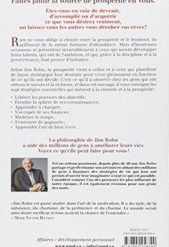 Livres Couvertures de Stratégies de prospérité (Nouvelle édition revue et corrigée)