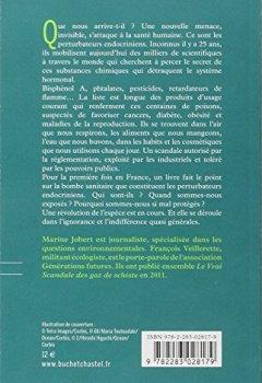 Livres Couvertures de Perturbateurs Endocriniens