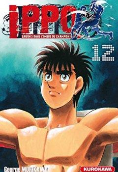 Livres Couvertures de Ippo - saison 5, Dans l'ombre du champion - tome 12 (12)