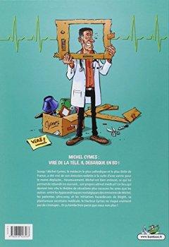 Livres Couvertures de DOCTEUR CYMES T1