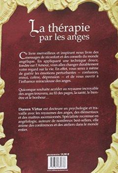 Livres Couvertures de La thérapie par les anges : Des messages de guérison pour chaque aspect de votre vie