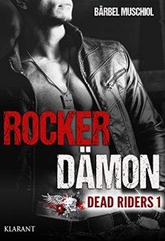 Buchdeckel von Rocker Dämon. Dead Riders 1
