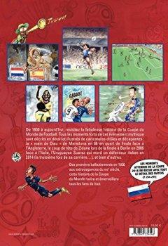 Livres Couvertures de Coupe du monde 1930-2018