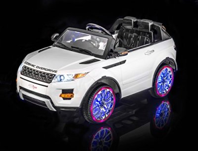 SPORTrax-Luxurious-Range-Rover-Style-Kids-Ride-On-SUV-Battery-Powered-Remote-Control-wFREE-MP3-Player-White
