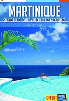 Livres Couvertures de Guide Martinique 2018 Petit Futé