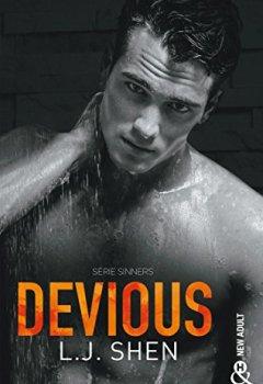 Livres Couvertures de Devious (Sinners t. 2)