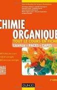 Livres Couvertures de Chimie organique - 2e éd - Tout le cours en fiches: Tout le cours en fiches (+ site compagnon)