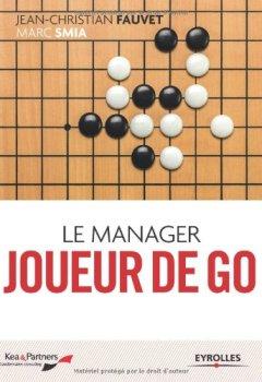 Livres Couvertures de Le manager joueur de go
