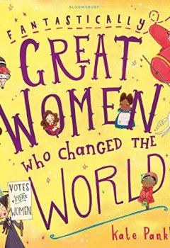 Livres Couvertures de Fantastically Great Women Who Changed the World