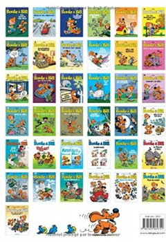 Livres Couvertures de Boule & Bill - roman : Best Wouf