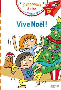 Livres Couvertures de Sami et Julie CP Niveau 1 Vive Noël