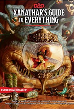 Livres Couvertures de Xanathar's Guide to Everything