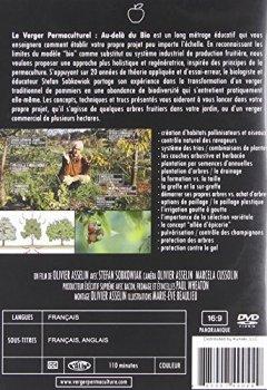 Livres Couvertures de Le Verger Permaculturel : Au-delà du Bio (DVD - Français)