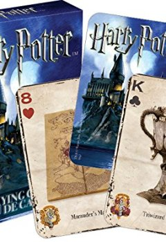 Livres Couvertures de Harry Potter - Set de 52 Cartes (nm)