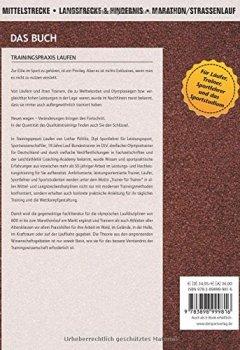 Buchdeckel von Trainingspraxis Laufen: Beiträge zum Leistungstraining