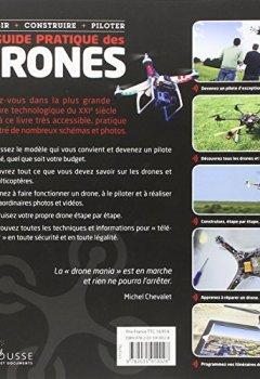 Livres Couvertures de Le guide pratique des Drones