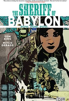 Livres Couvertures de Sheriff of Babylon (2015-2016) Vol. 2: Pow. Pow. Pow.