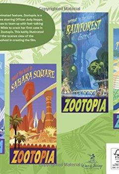 Livres Couvertures de The Art of Zootopia