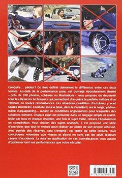 Livres Couvertures de Conduire, piloter : Toutes les techniques sur route et en compétition