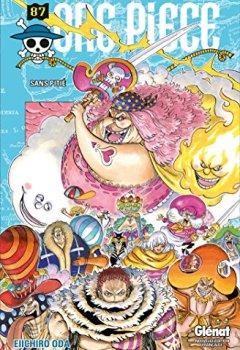 Livres Couvertures de One Piece - Édition originale - Tome 87