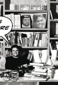 Livres Couvertures de Yes Is More: An Archicomic on Architectural Evolution.