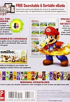 Livres Couvertures de Super Smash Bros. WiiU/3DS: Prima Official Game Guide