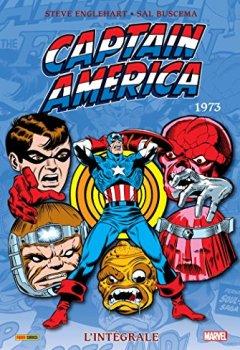 Livres Couvertures de Captain America Intégrale T07 1973