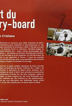 Livres Couvertures de L'art du Story-board : Cinéma, Publicité, Animation, Jeux vidéo, Clips