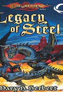Abdeckungen Legacy of Steel: Dragonlance: Bridges of Time, Book 2