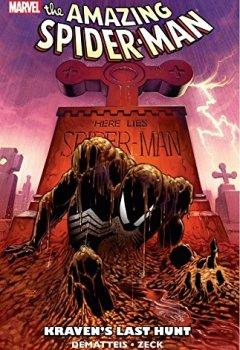 Livres Couvertures de Spider-Man: Kraven's Last Hunt
