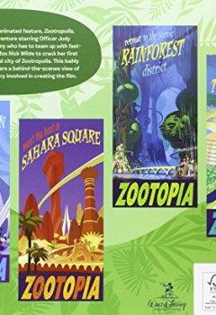 Livres Couvertures de The Art of Zootropolis