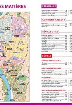Livres Couvertures de Guide du Routard Séville 2017