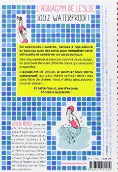 L'Aquagym de Leslie - 100 % waterproof ! de Indie Author