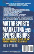Livres Couvertures de Motorsports Marketing and Sponsorships: How to Raise Money to Race and Give Sponsors What They Really Want