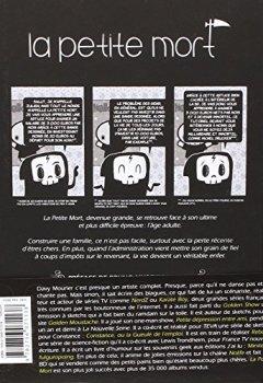Livres Couvertures de La Petite Mort T3 - Le Domaine des vieux