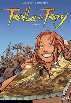 Livres Couvertures de Trolls de Troy T23 - Poil de maître