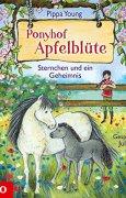 Buchdeckel von Sternchen und ein Geheimnis (Ponyhof Apfelblüte 7)