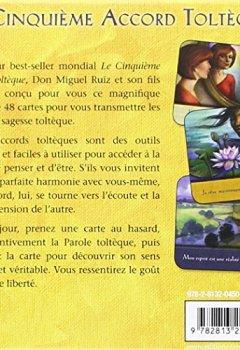 Livres Couvertures de Le Cinquième Accord Toltèque : Cartes oracle