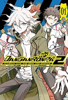 Livres Couvertures de Danganronpa 2: Ultimate Luck and Hope and Despair Volume 1
