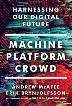Livres Couvertures de Machine, Platform, Crowd: Harnessing Our Digital Future