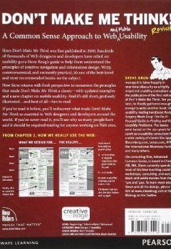 Livres Couvertures de Don't Make Me Think, Revisited: A Common Sense Approach to Web Usability