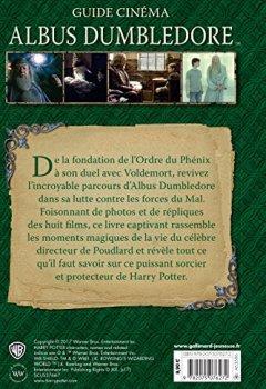 Livres Couvertures de Guide cinéma : Albus Dumbledore