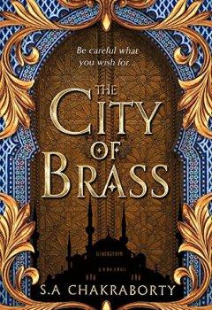 Livres Couvertures de The City of Brass