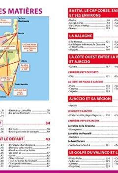 Livres Couvertures de Guide du Routard Corse 2018