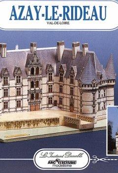 Livres Couvertures de Château d'Azay-le-Rideau